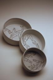 Touch (2014), Porcelain